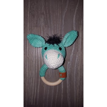 Rammelaar ezel