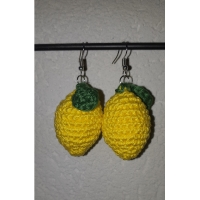 Fruit oorbellen