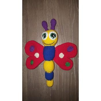 Rammelaar vlinder